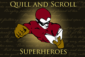 writing superheros