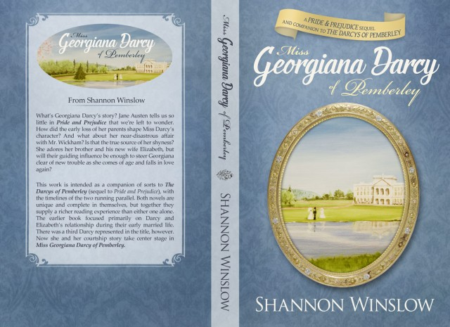 Miss Georgiana of Pemberley cover wrap comp 14