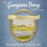 Miss Georgiana of Pemberley cover AUDIBLE