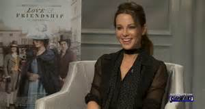 Kate Beckinsale discusses Love and Friendship