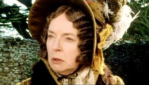 Image result for Pride and Prejudice Lady Cather