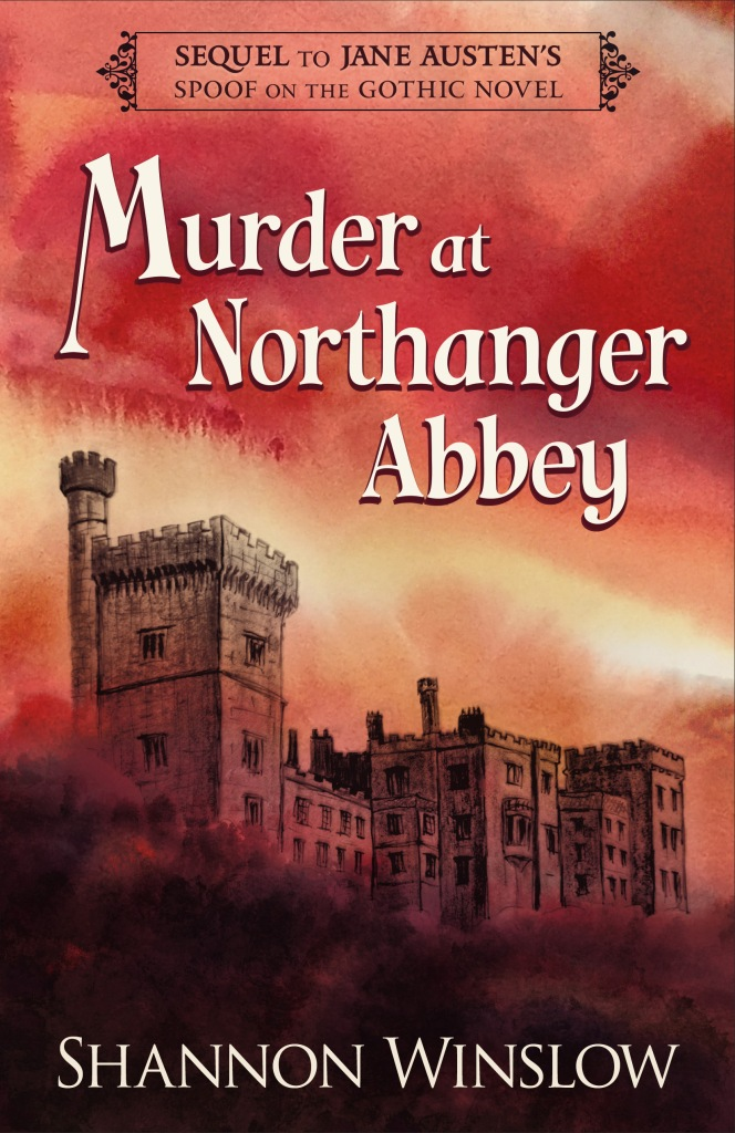 Murder at Northanger Abbey_KINDLE