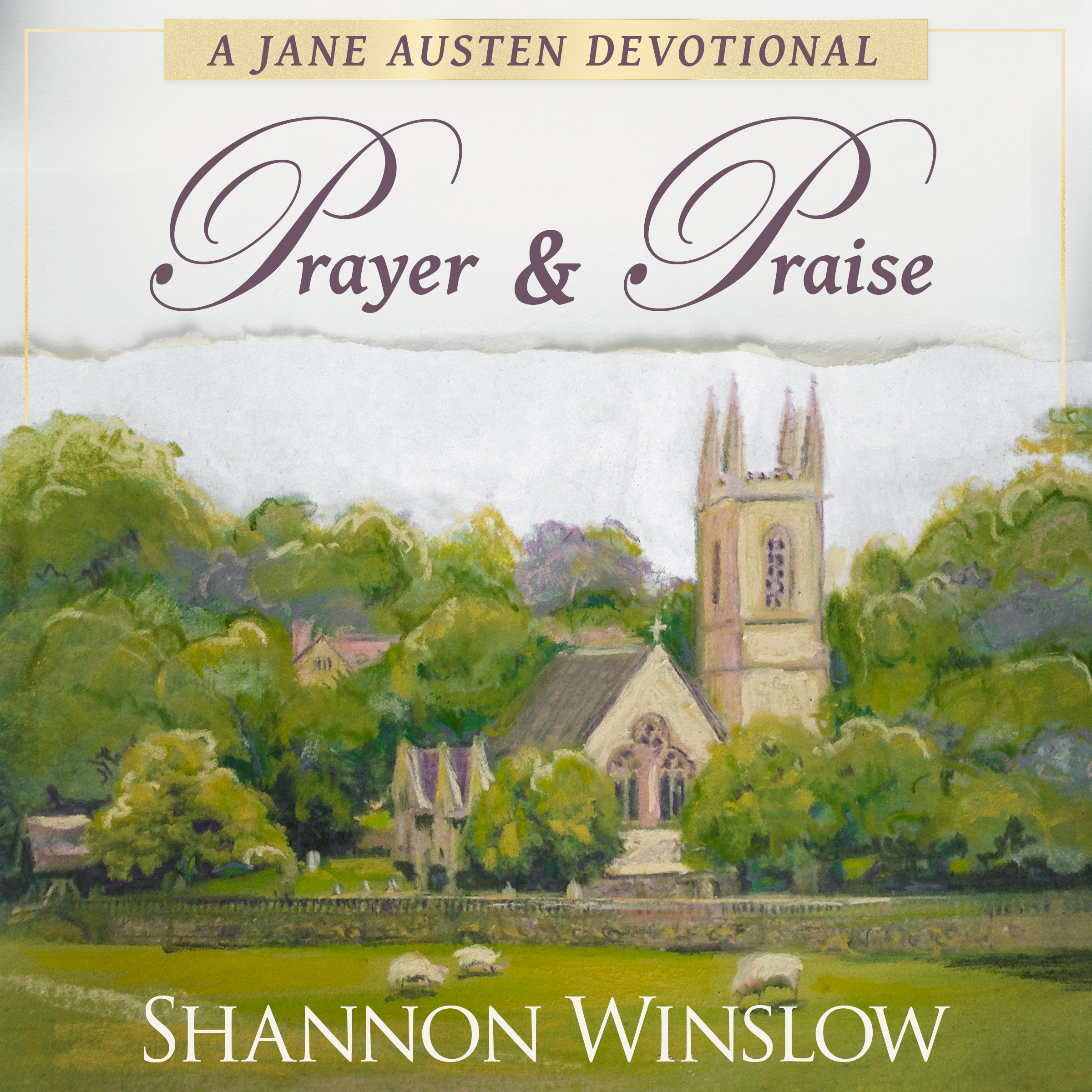 Prayer and Praise_AUDIOBOOK